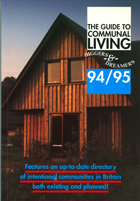 Book cover: Diggers and Dreamers 94/95: The Guide to Communal Living