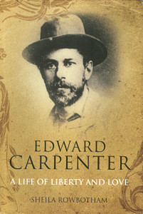 book cover Edward Carpenter