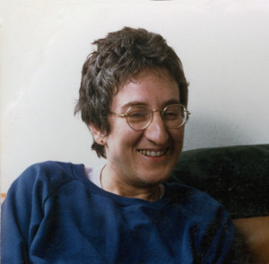snapshot of Helen Lowe in her late thirties or early forties.