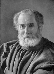 Photo of Thomas Kelly Cheyne circa 1911
