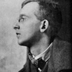Wilfrid Gibson portrait