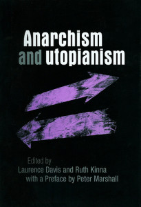 anarchism and utopianism book cover