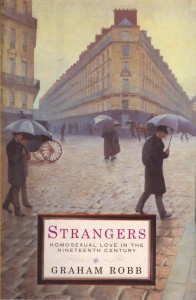 Book cover for Strangers by Graham Robb