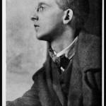 Wilfrid Gibson, c 1913